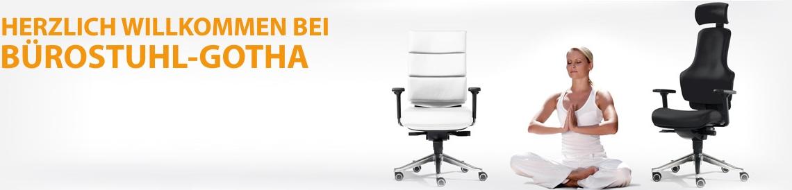 Bürostuhl-Gotha - zu unseren Chefsesseln